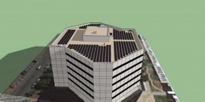 3d commercial solar