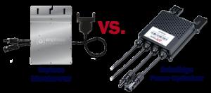 microinverter vs optimizer-