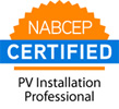 NABCEP PV installation certified