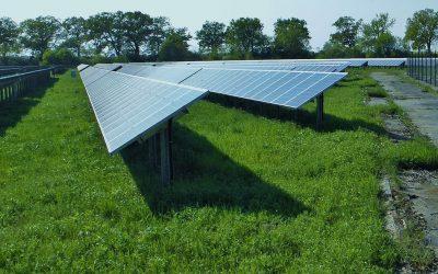 Solar Powered Island